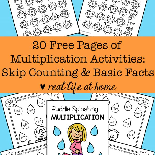 Upper Elementary Math Worksheets Archives - Real Life At Home