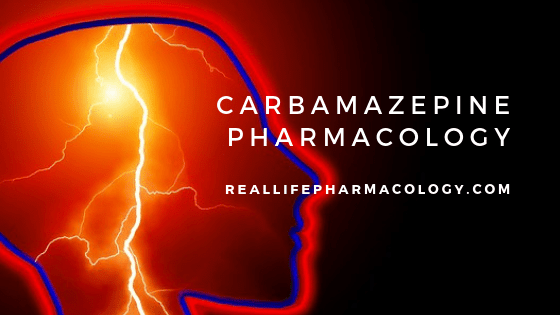 Carbamazapine Pharmacology