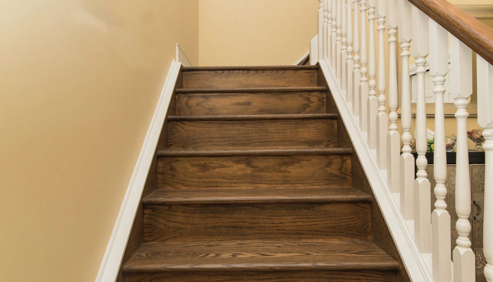 You Want To Install Hardwood On Stairs – Reallycheapfloors | Cost To Replace Basement Stairs | Hardwood | Stringer | Spiral Staircase | Stair Railing | Bulkhead