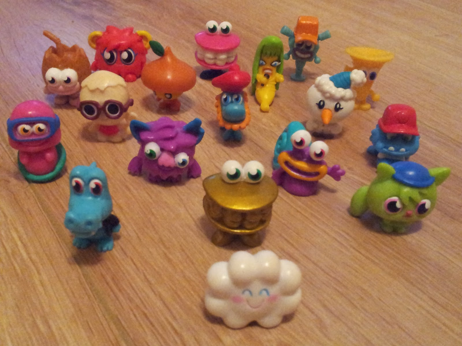 Moshi Monsters Series 7 Blind Bag Competition - Missing Sleep