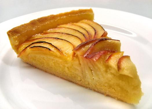 French Apple Tea Cake Recipe
