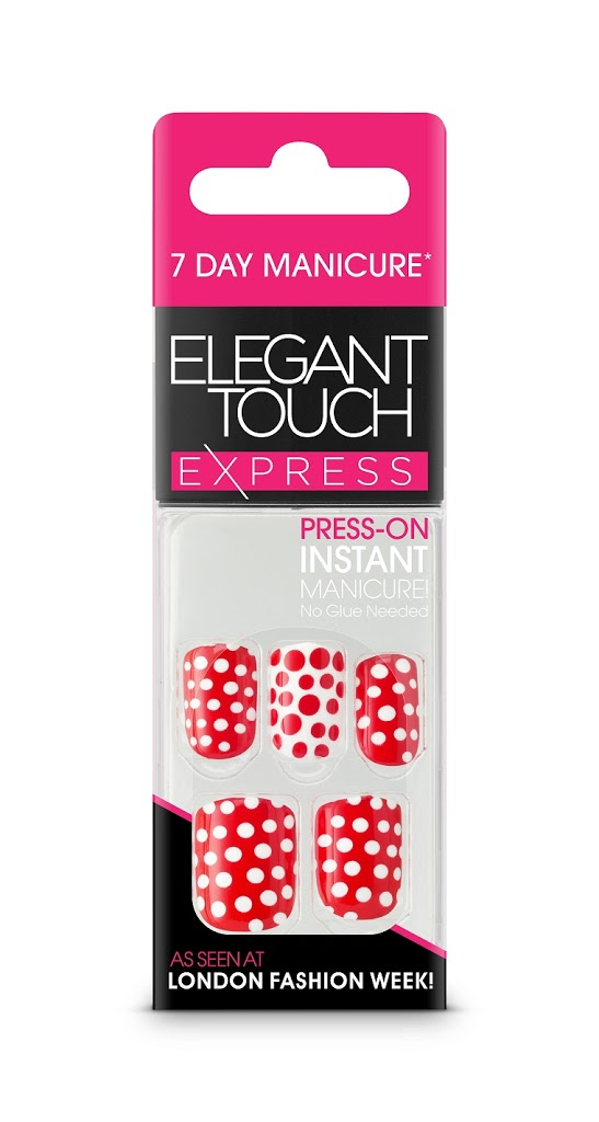 Elegant Touch Express Nails Collection Review - Really Ree