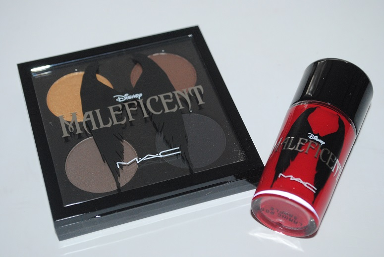 ce4be887b6c MAC Disney Maleficent Collection Review, Swatches - Really Ree