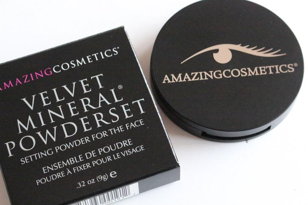 Velvet Mineral Powderset by Amazing Cosmetics #19
