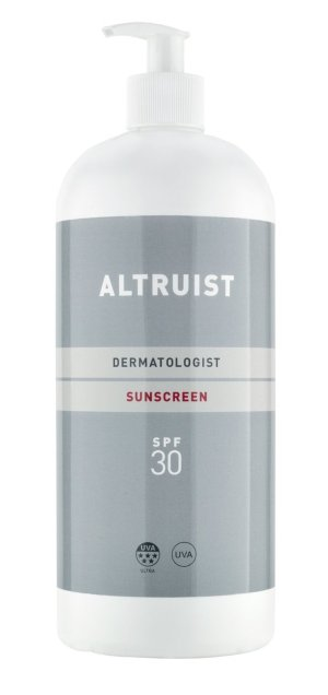 Best Budget Sun Cream- Altruist