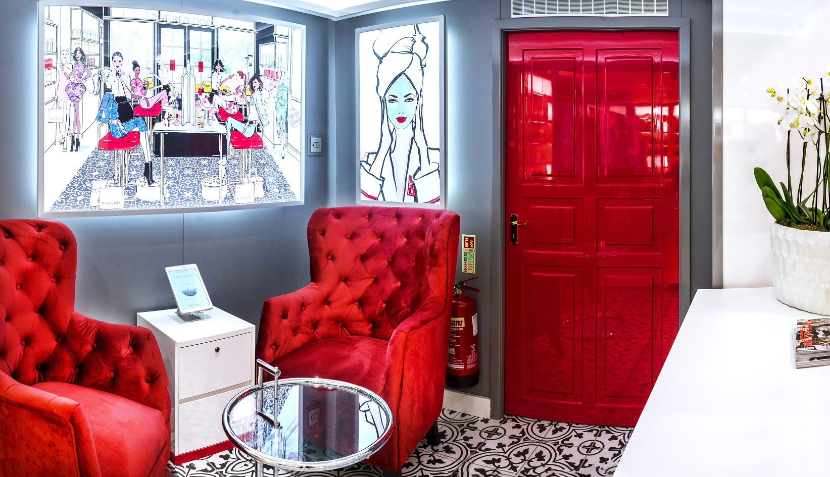 Elizabeth Arden Red Door Spa Fort Lauderdale Womenofpowerfo