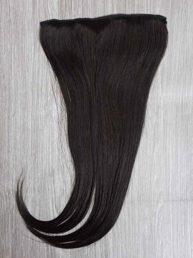 Milk & Blush Clip-In Hair Extensions