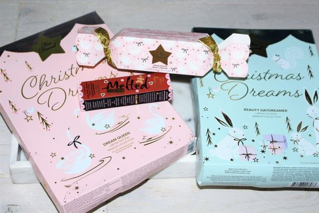 Too Faced Christmas 2018 UK