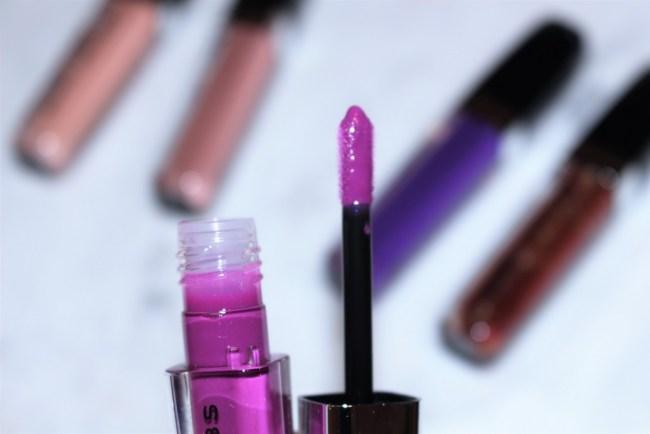 Marc Jacobs Snake Charmer Enamored Hi-Shine Gloss Lip Lacquer Set