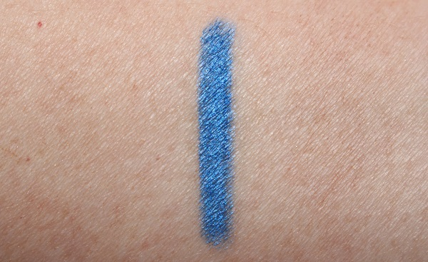 Clarins Summer 2019 Blue Lily Liner Swatch