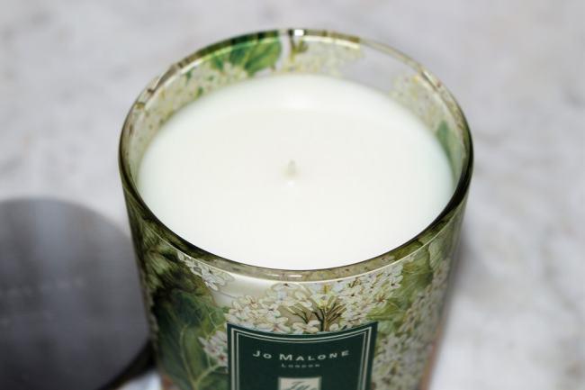 Jo Malone Charity Candle 2018 - White Lilac & Rhubarb