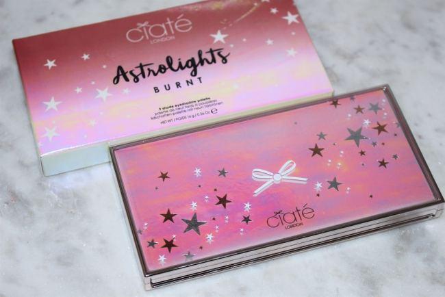 Ciate Astrolights Burnt Palette