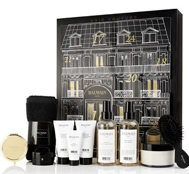 Beauty Advent Calendars 2018 - Balmain