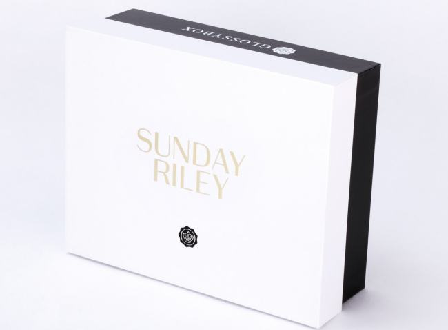 Glossybox Sunday Riley Limited Edition Box