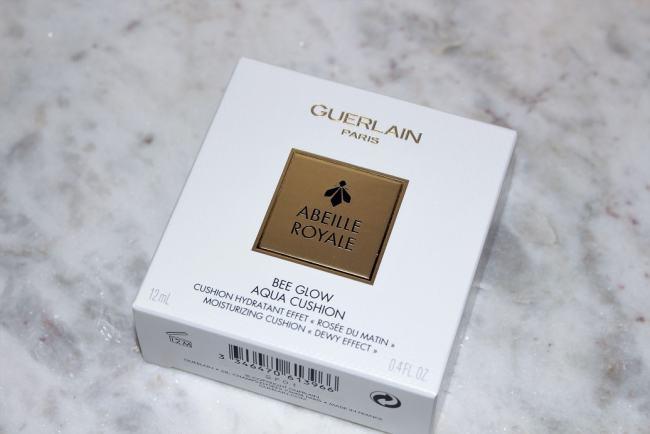 Guerlain Abeille Royale Bee Glow Aqua Cushion
