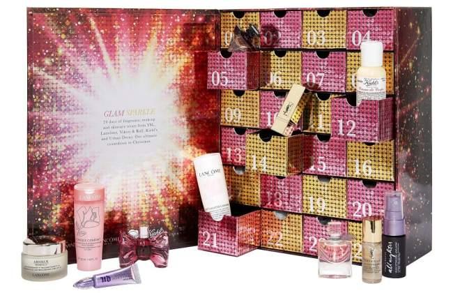 Selfridges L'Oreal Luxe Advent Calendar 2018 Glam Sparkle