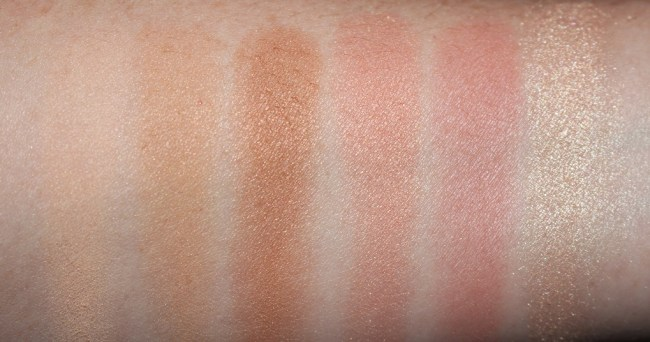 Hourglass Unlocked Ambient Lighting Edit Palette Swatches