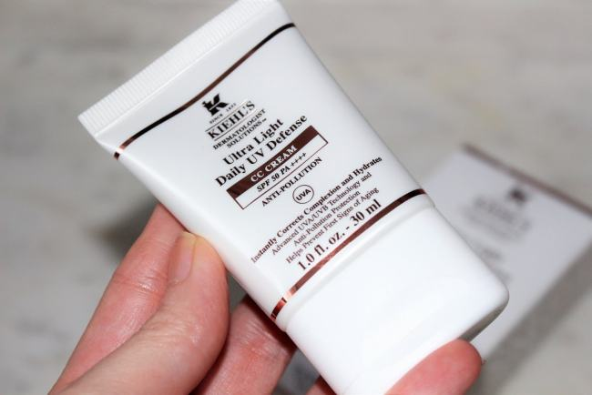 Kiehl's Ultra Light Daily UV Defense CC Cream