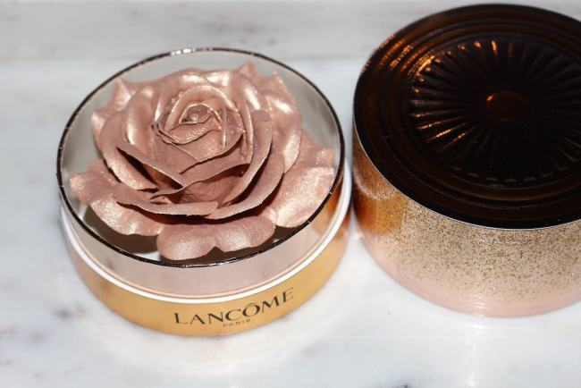 Lancome Christmas 2018 La Rose A Poudrer Highlighter