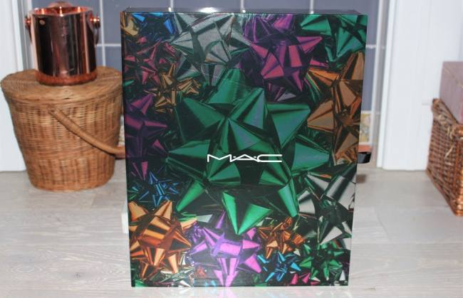 MAC Advent Calendar 2018 - Shiny Pretty Things