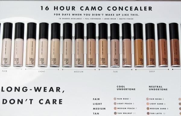 ELF 16 Hour Camo Concealer