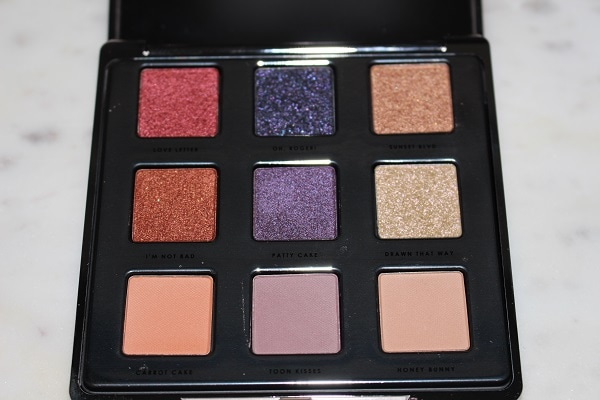 Ciate Jessica Rabbit Eyeshadow Palette