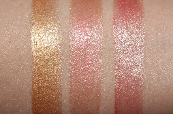 Charlotte Tilbury Glowgasm Beauty Light Wand Swatches