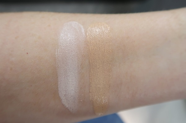 Tom Ford Glow Tone Up Foundation - Tone Up Swatches
