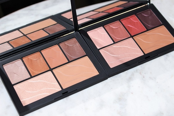 NARS Summer 2019 - Summer Lights Palette and Hot Nights Palette