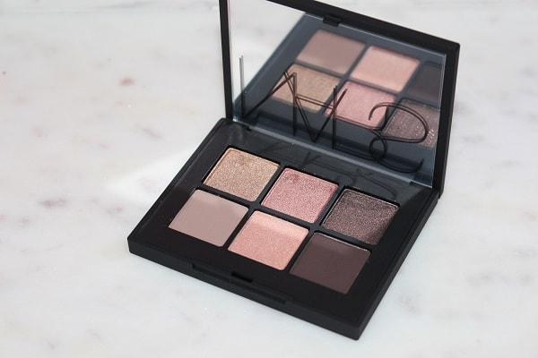 NARS Suede Eyeshadow Palette
