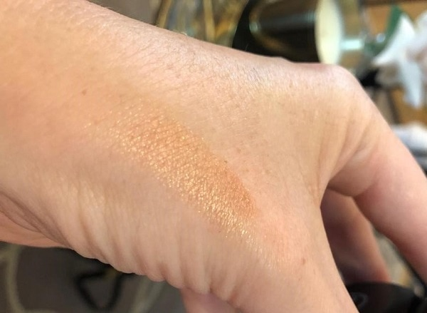 Westman Atelier Super Loaded Highlighter Swatch