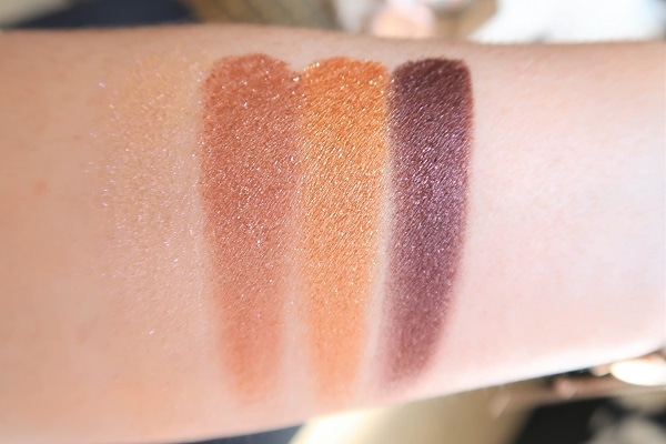Charlotte Tilbury Celestial Eyes Palette of Pops Swatches