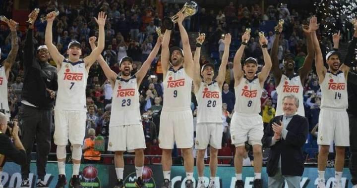 Real Madrid Baloncesto – Primul trofeu pe 2017