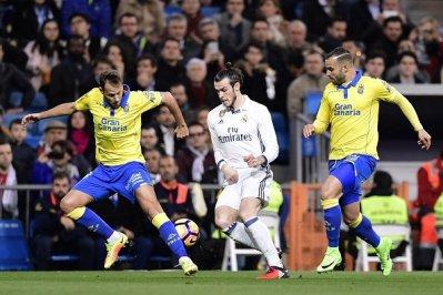 Real Madrid - Las Palmas 3-3