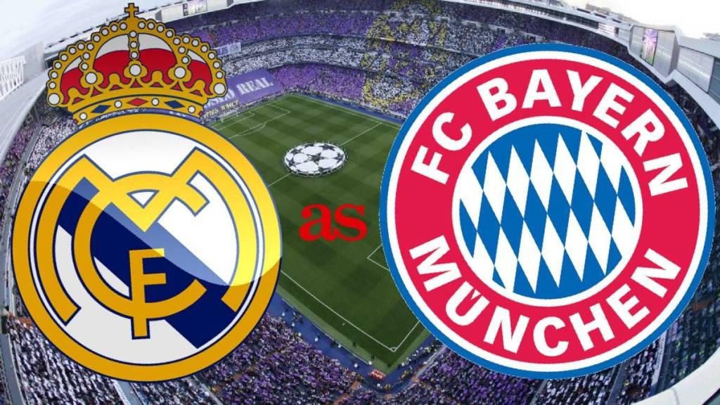 Real Madrid - Bayern, avancronica meciului