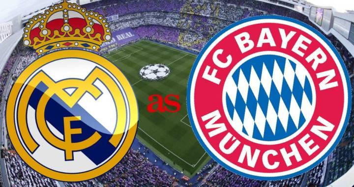 Real Madrid – Bayern Munchen, sferturile UCL 2016-2017, ora 21:45