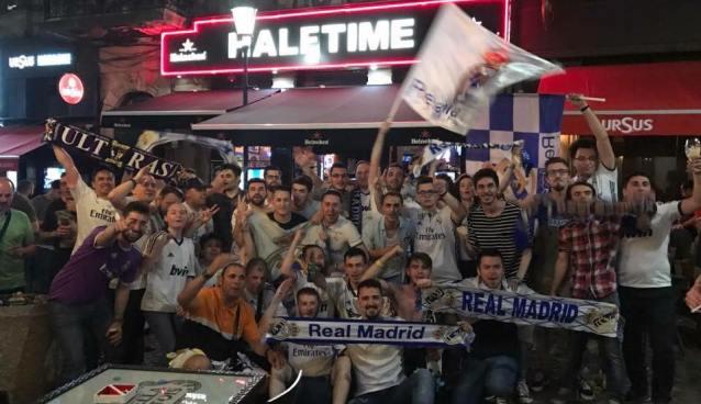 Real Madrid Romania