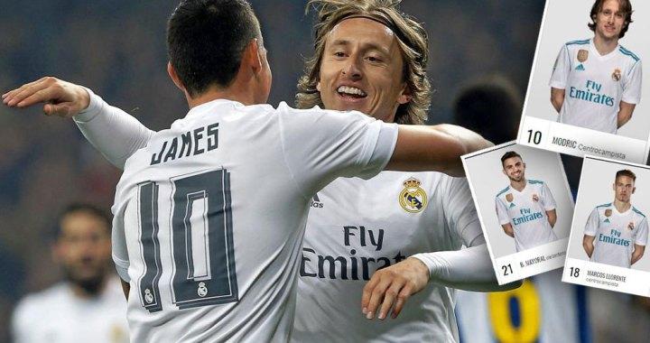 Luka Modric este noul numar 10 de la Real Madrid