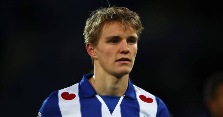 Martin Odegaard traieste! Vezi cum se descurca norvegianul la Heervenen si ce actiune splendida a reusit in prima runda