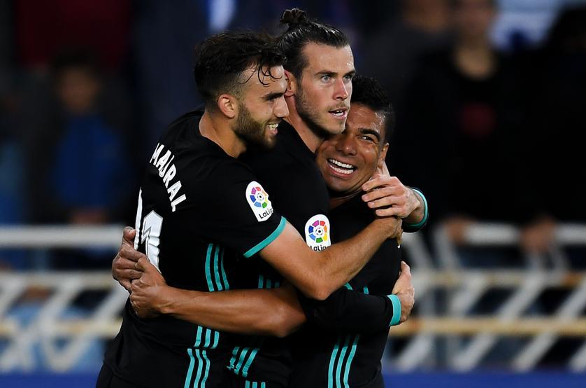 Sociedad-Real Madrid