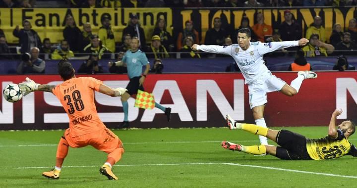 Borussia Dortmund – Real Madrid: 1-3 » Cristiano si Bale conduc Madridul spre o victorie spectaculoasa