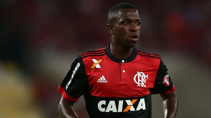 Vinicius Junior, Flamengo