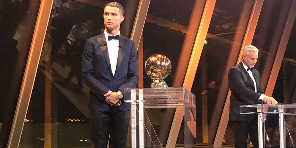cristiano ronaldo balon de aur 2017 (3)