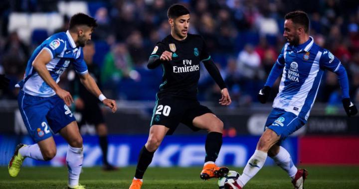 Espanyol – Real Madrid 1-0. Fara chef, fara fotbal, fara puncte