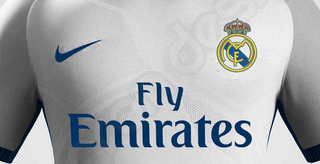 Real Madrid Nike