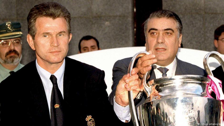 Heynckes Real Madrid