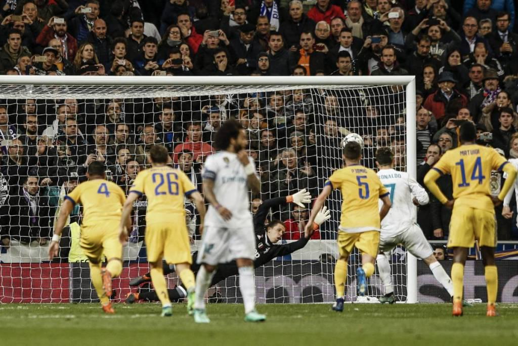 Real Madrid-Juventus 1-3