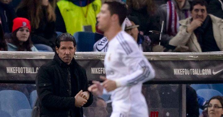 Diego Simeone, intr-o discutie privata » tehnicianul lasa sa se inteleaga ca l-ar alege pe Cristiano, nu pe Messi