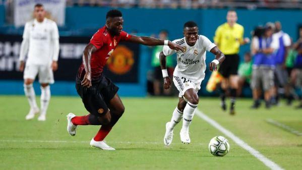 Man United - Real Madrid