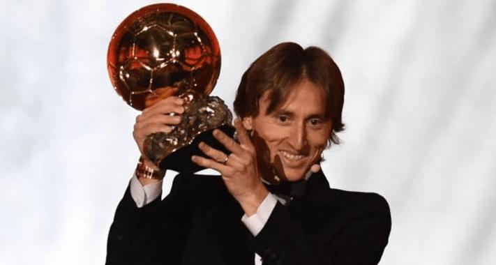 Un Balon de Aur pentru efort si talent